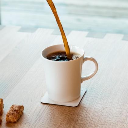 Magnetiska kaffekoppar Silwy, 2-pack