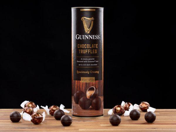 Guinness Tryfflar i Tub