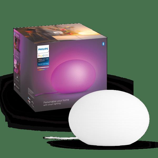 Philips Hue Hue White and Color Ambiance Flourish bordslampa 9,5W / 230V / Vit