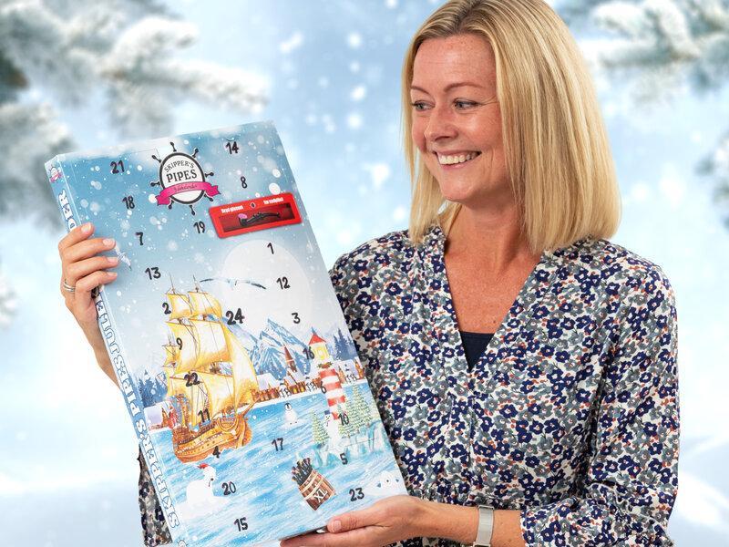 Skipper's Pipe Adventskalender