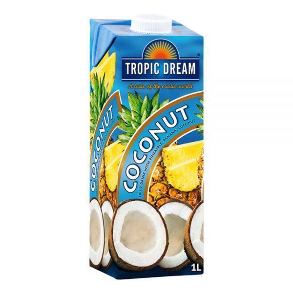 Tropic Dream Coconut - 1 liter