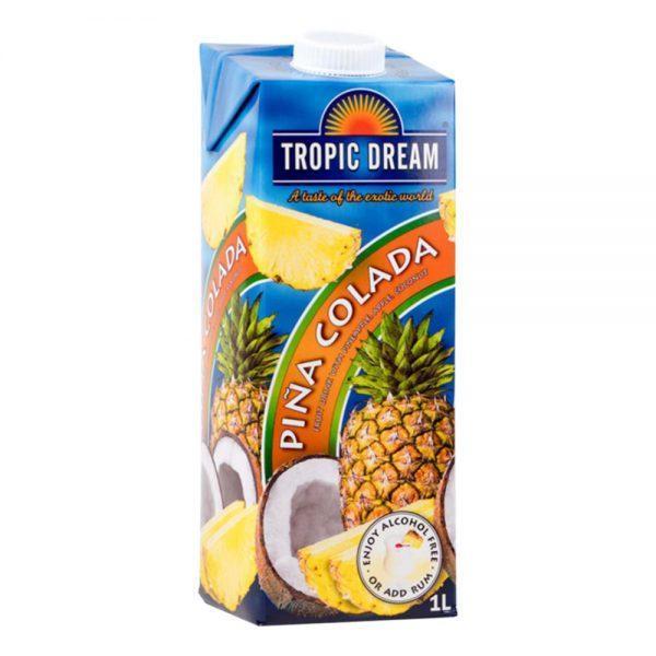 Tropic Dream Pina Colada - 1 liter