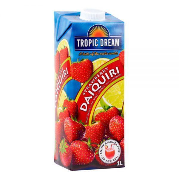Tropic Dream Strawberry Daiquiri - 1 liter