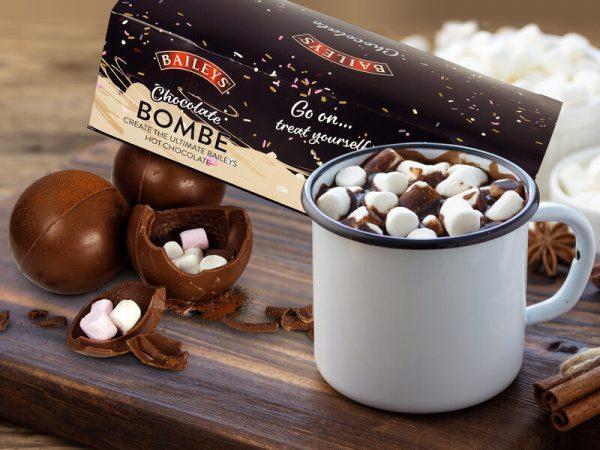 Baileys Chokladbomber för Varm Choklad 3-pack