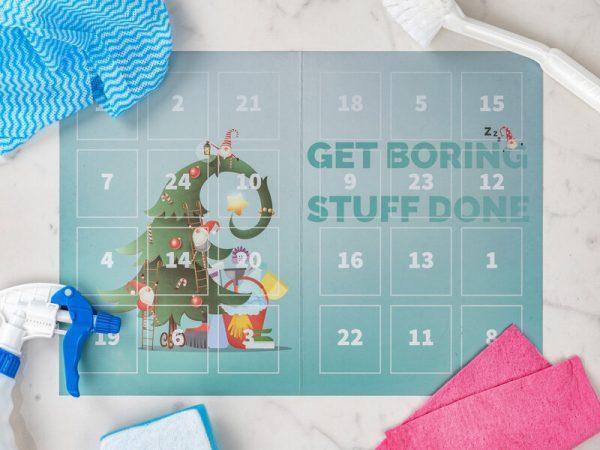 Get Boring Stuff Done adventskalender