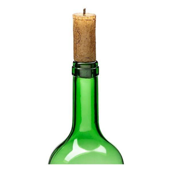 Korkljus för Vinflaska - 4-pack