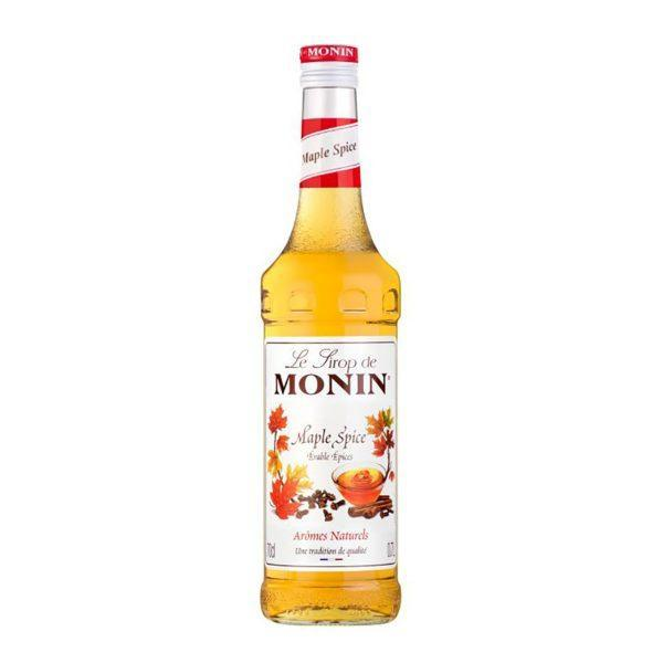Monin Maple Spice Syrup - 70 cl