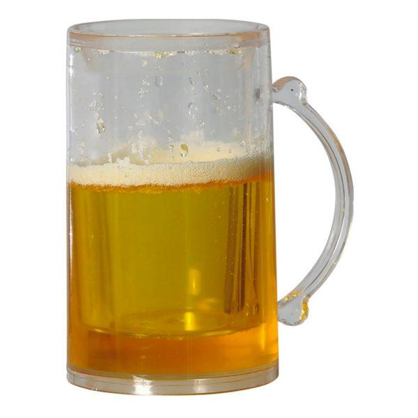 Odrickbart Ölglas