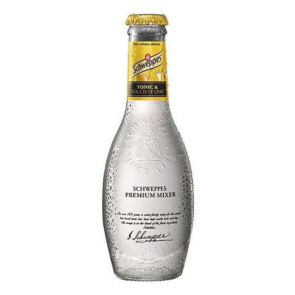 Schweppes Mix Tonic/Lime - 1-pack