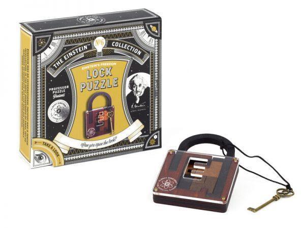 The Einstein Collection - Lock Puzzle